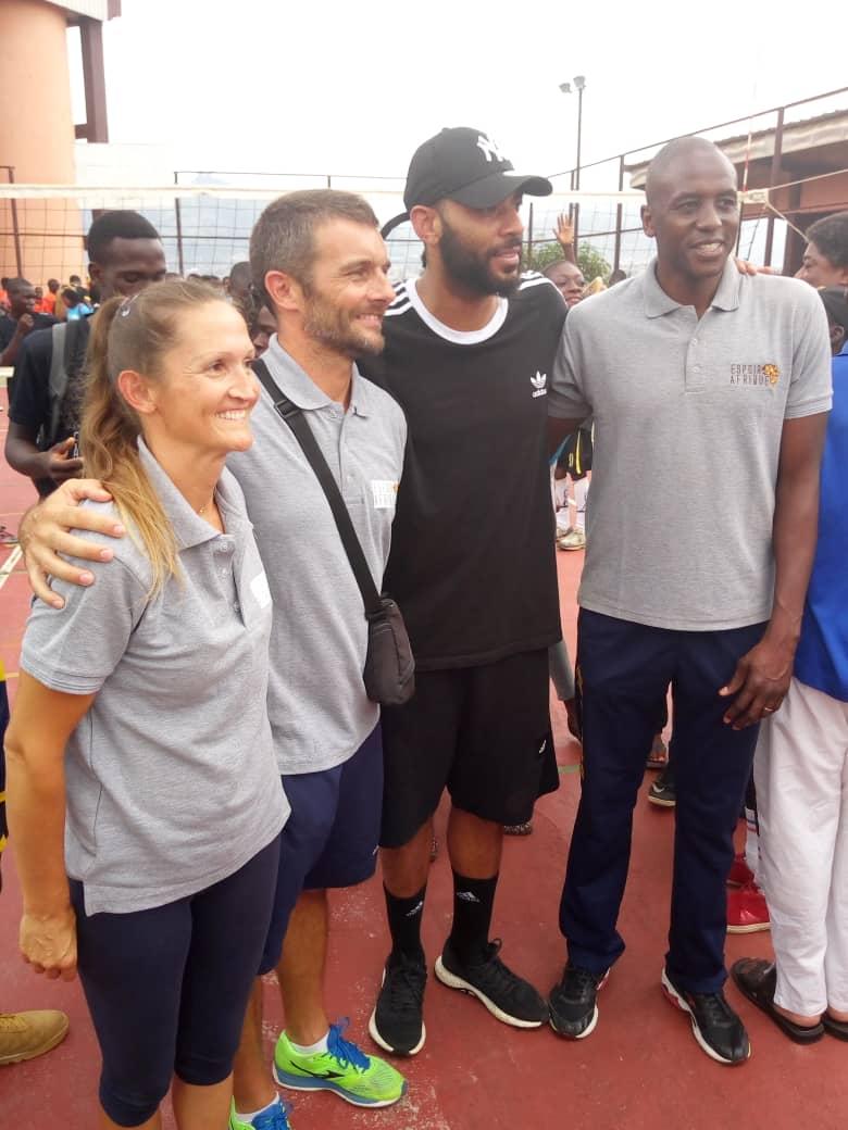 3 ème édition du Festi Volley Espoir Afrique à Yaoundé le 21/07/18